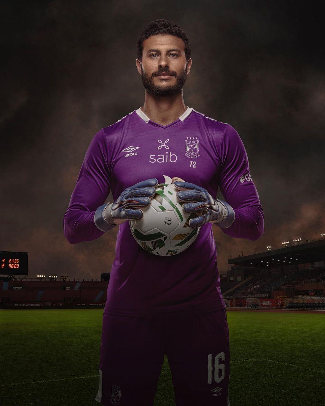 Mohamed El Shenawy- Al Ahly GoalKeeper